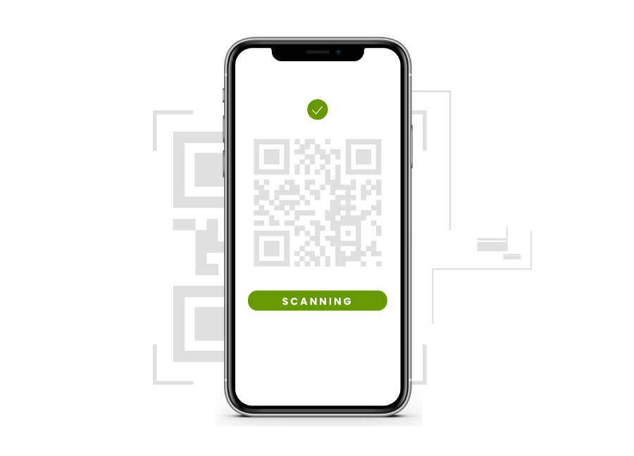 Media Manager - WeChat Marketing Agency - QR Code