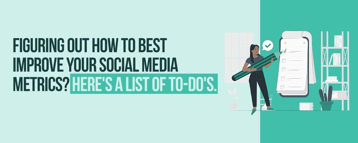 Media Manager - Social Media Marketing Cheat Sheet